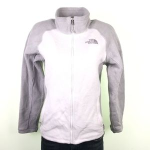 The North Face White Fleece Liner Jacket DR02513
